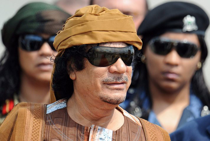 Gaddafi's former chief of staff shot in S.Africa