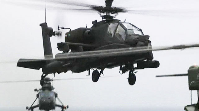 NATO stages major military exercise in Latvia