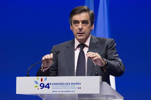 French candidate Fillon says he will remain in race