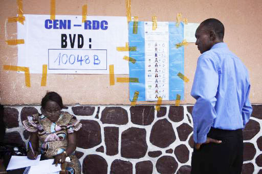Congo lower house approves census requirement before 2016 vote