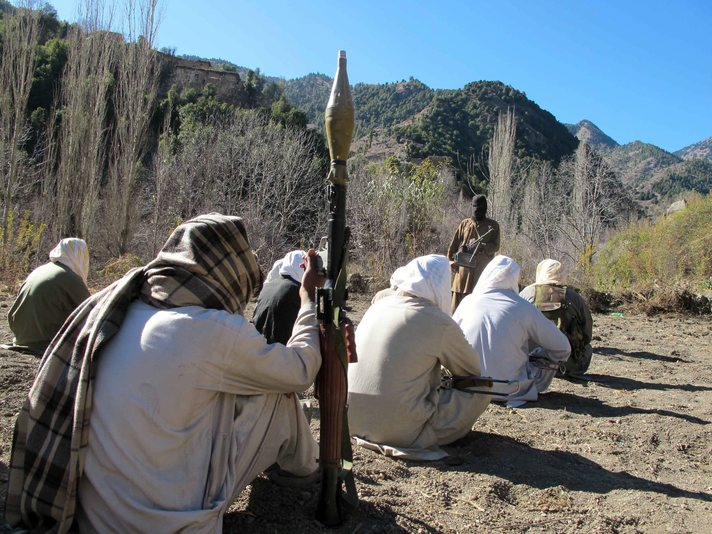 Pakistan's Taliban ceasefire ends