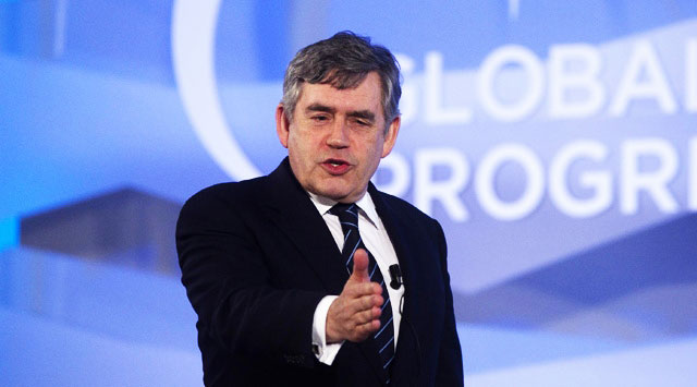 Brown says London must keep promise to Scotland