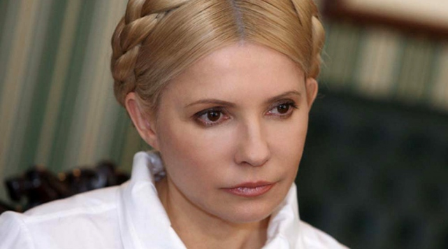 Ukraine's Tymoshenko warns of guerrilla war