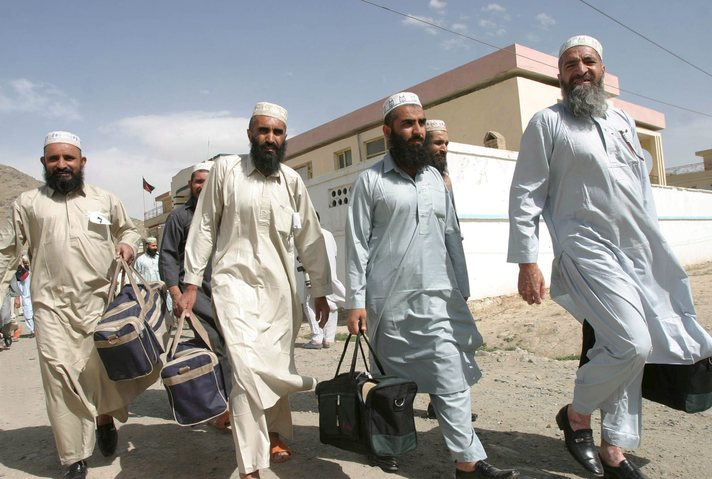 14 Pakistanis freed from U.S. custody in Afghanistan's Bagram prison