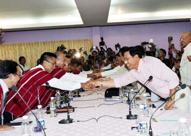 Myanmar rebels say military operations could end peace talks