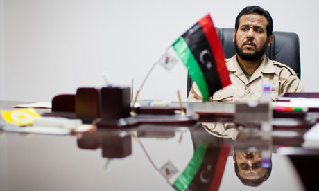 Ex-Libyan rebel commander appeals ruling on British torture case