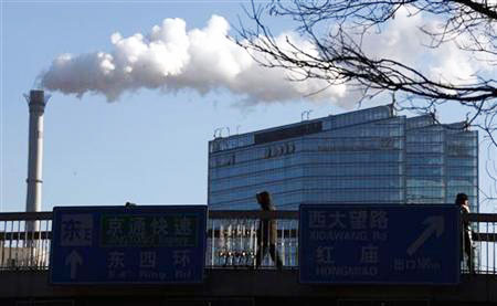 Worsening air pollution costs China dearly: study
