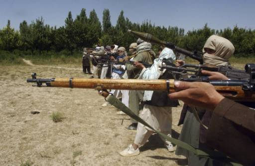 Afghanistan clashes kill 18 Taliban fighters