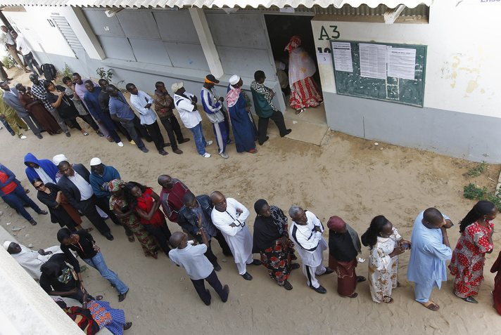 Opposition says Senegal poll marred by irregularities