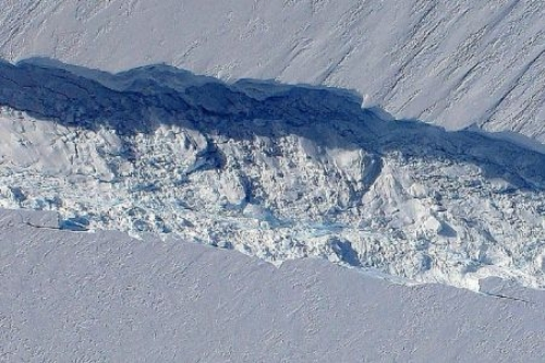 Scientists monitor huge iceberg that broke off from Antarctica