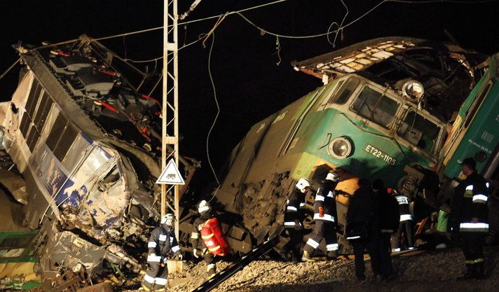 Moroccan state minister dies in a train accident