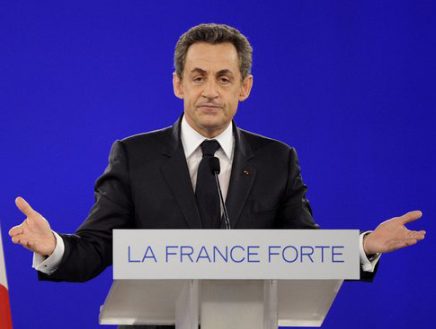 France's Sarkozy says justice twisted by politics
