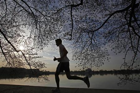 Earth records its warmest spring