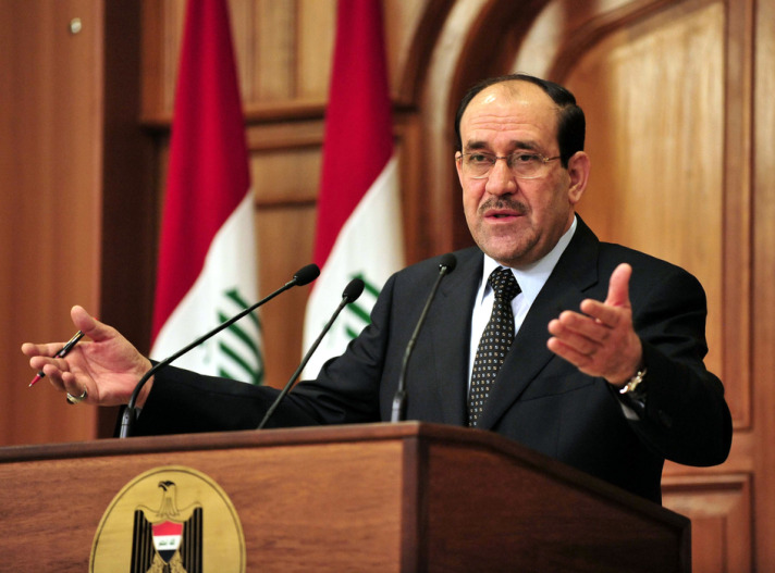 Maliki's plea to the United States / Levent Basturk