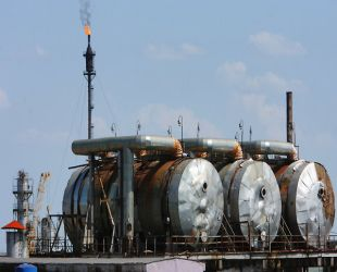 Ukraine's gas stockpiling builds winter buffer against supply cut