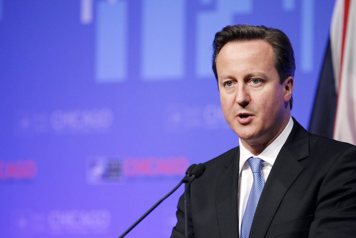 British PM criticized over 'Christian country' statement- UPDATED