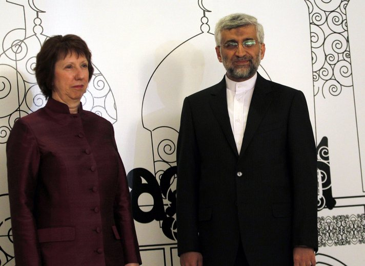 Ashton to stay on as EU special adviser on Iran nuclear talks