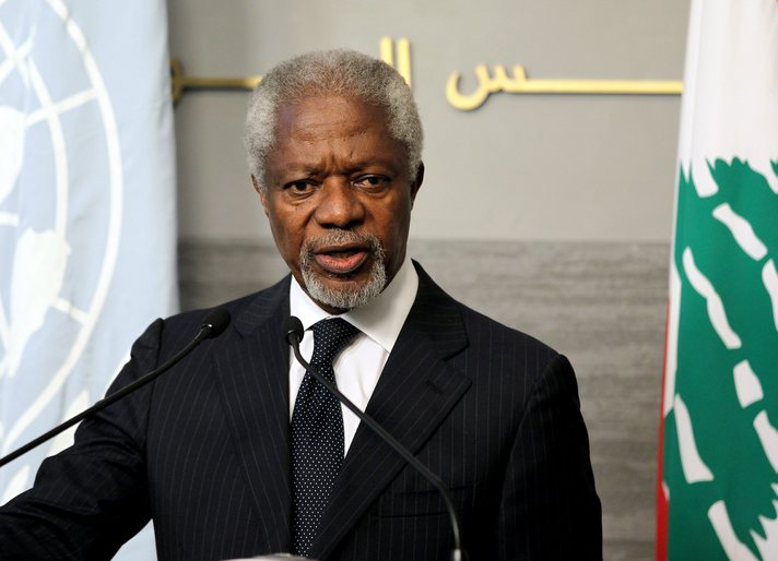 Annan warns of 'all-out' sectarian war in Syria