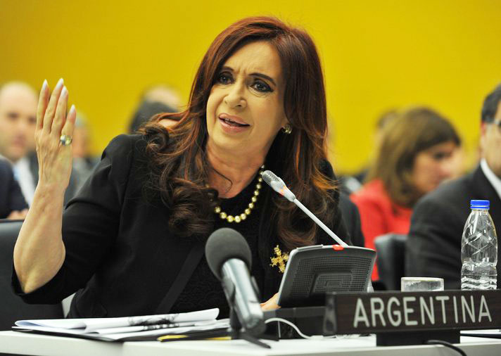 Argentina passes bill to revamp spy agency