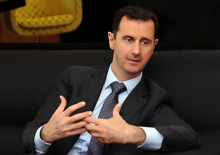 Syrian govt won't surrender power at Geneva talks