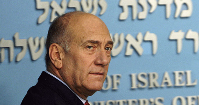 Israeli court convicts ex-PM Olmert in bribery case