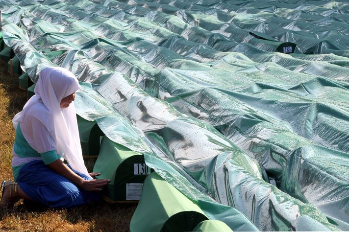 Over 8000 people still missing in Bosnia