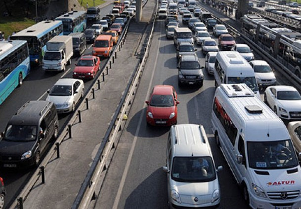 Turkey: Registered motor vehicles rise 2.7 pct in 2017