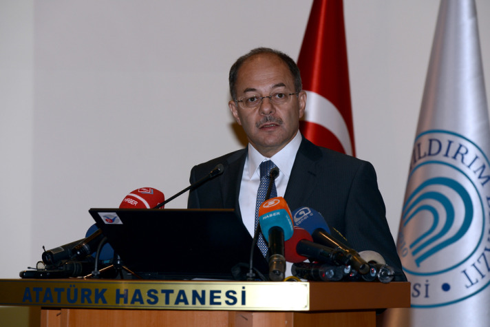 Plot against Turkey being conducted in US: Deputy PM