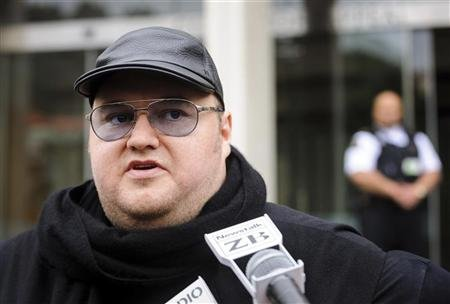 Kim Dotcom launches party to contest New Zealand poll