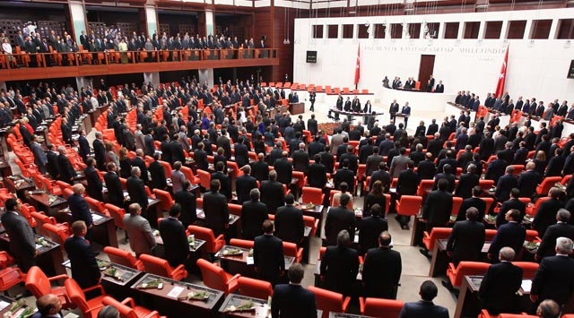 Turkish govt seeks Parliament approval for military operations after Syria attack