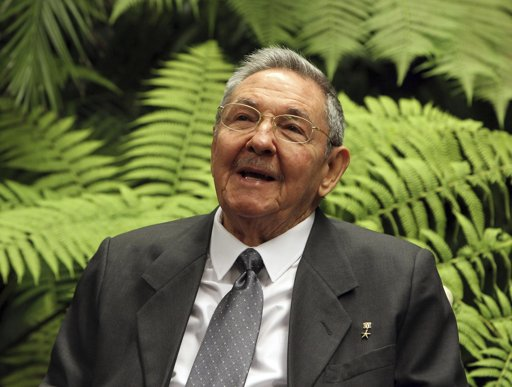 Cuba honors 5 spies who served long prison terms in U.S.