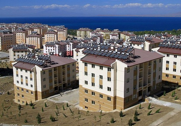 House prices increase in Turkey