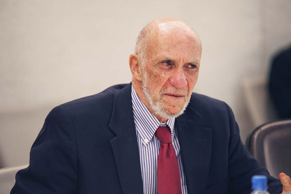 Human Rights Watch expels Richard Falk after Jewish request