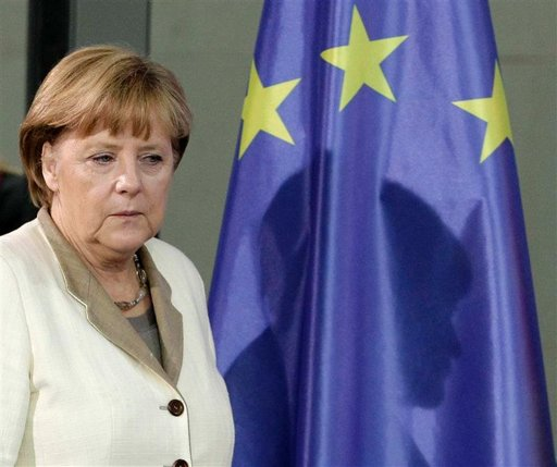 Opposition to Merkel's plans to boost military