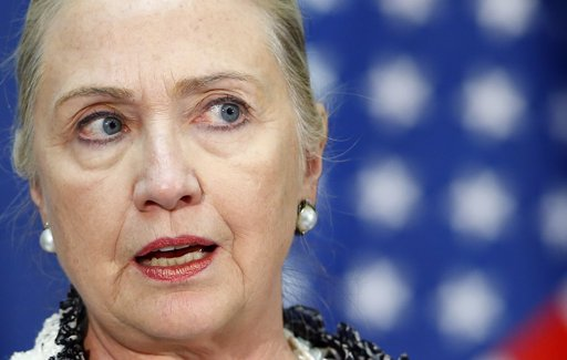 Hillary Clinton says Brexit a 'disadvantage' for UK