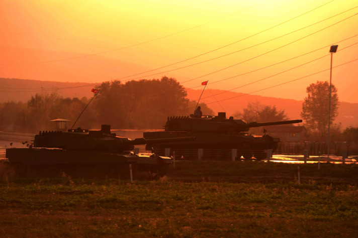 Turkey defense industry exports up 48 pct