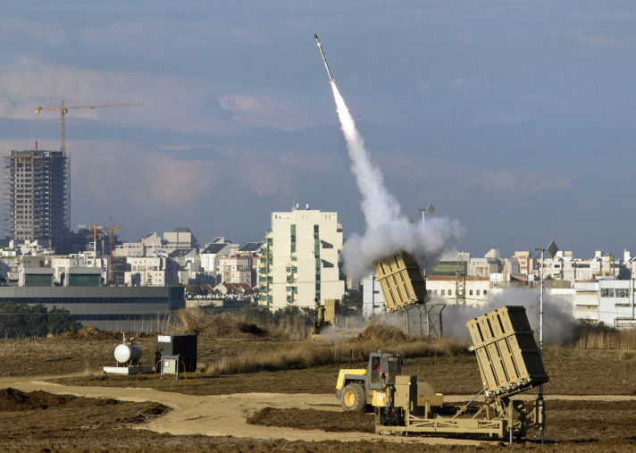 Israel open to joint missile defence with Jordan, Egypt