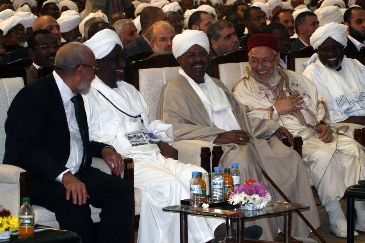Sudan opposition, rebels set conditions for dialogue