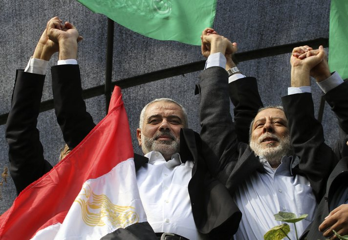 Israel to remain the Arabs' 'real enemy': Hamas