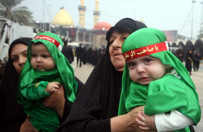 17.5 million Shi'ite pilgrims gather in Karbala
