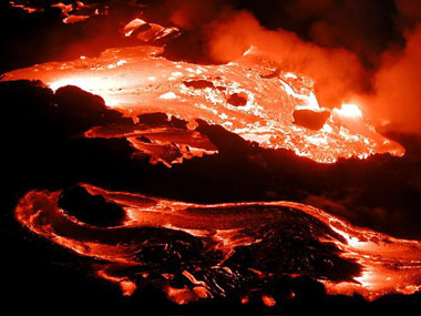 Iceland plans to get electriciy from magma