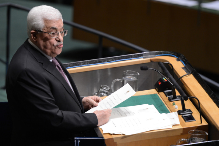 Palestinian president to visit Saudi Arabia on Tuesday