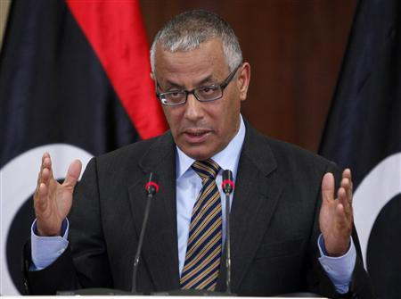 Libya PM kidnapped from hotel