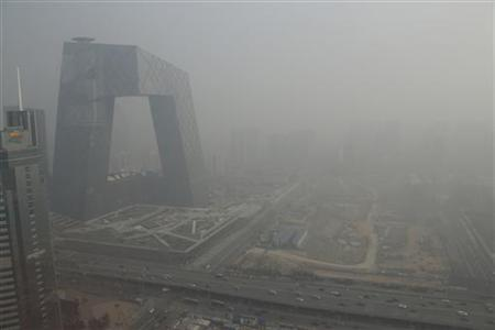 Shanghai to spend $16 billion on anti-pollution projects