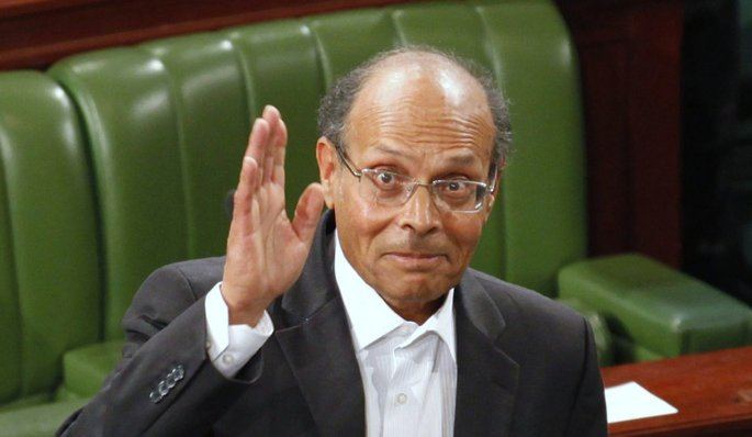 Tunisia's Marzouki to formalize presidency bid