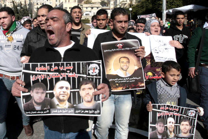 Red Cross: Force-feeding Palestinian prisoners 'illegal'