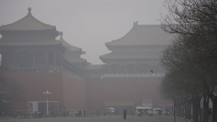 China to surpass US on global warming