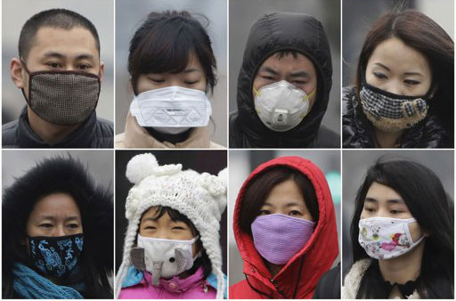 China's smog driving top foreign talent away