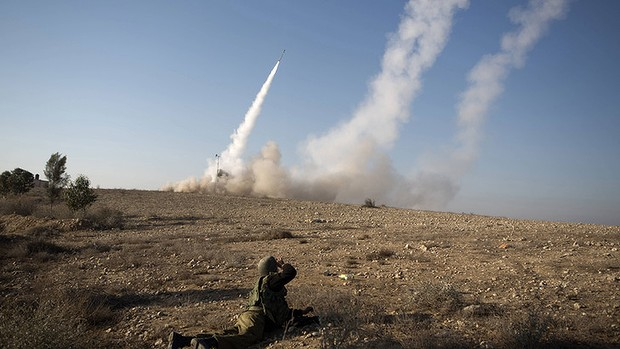 Israel offered Iron Dome to Saudi in Yemen conflict
