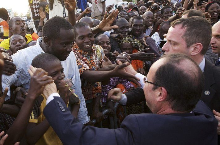 What I've seen in Mali: 'merci Hollande'